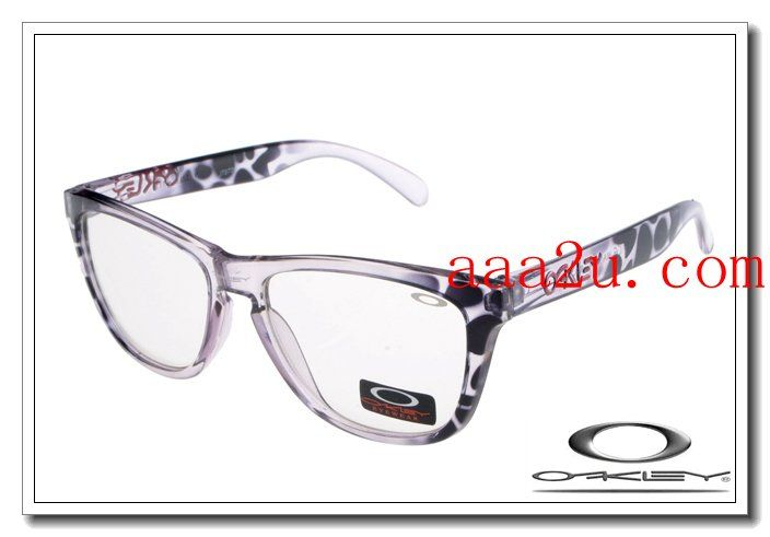 Oakley frogskins sunglasses crystal camo / clear $13.00