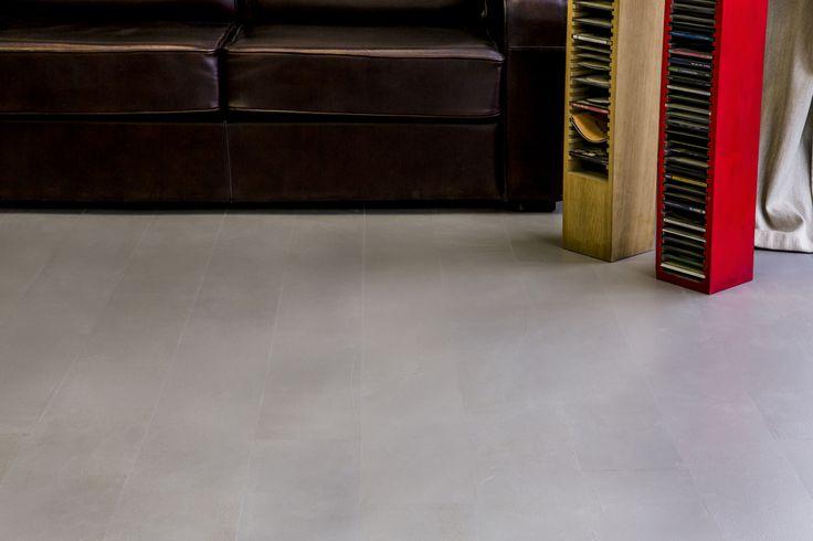 Rck deriva dal cemento, da esso riprende la matericità donando al tuo pavimento un aspetto contemporaneo