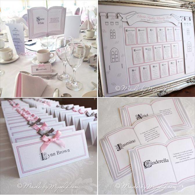 Fairytale Wedding Decorations Ideas