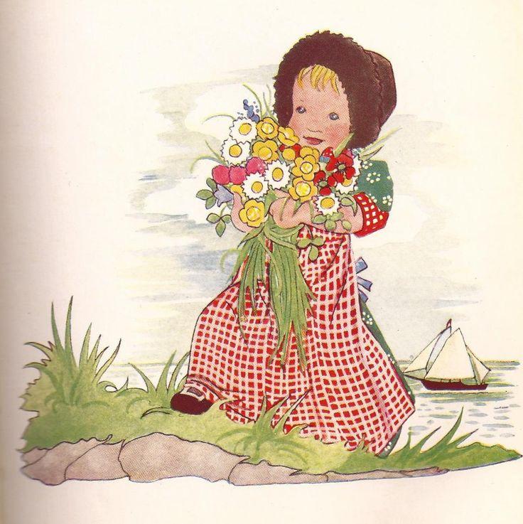 Rie Cramer / Little Dutch Girl