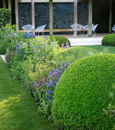 De zeven tuintrends van 2015 die wij meteen in praktijk willen brengen, gespot op de Chelsea Flower Show, een van de grootste happenings op tuingebied.