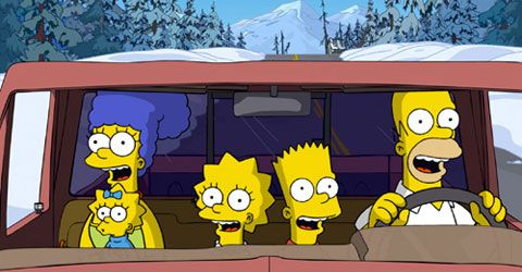 "66 Great Movie Taglines From the Past 30 Years. ""See our family. And feel better about yours."" (The Simpsons Movie)"