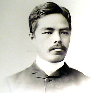 Uchimura Kanzō ( 内村 鑑三 1861 – 1930 ) was a Japanese author, Christian evangelist, and the founder of the Nonchurch Movement of Christianity in the Meiji and Taishō period Japan. He is often considered to be the most well-known Japanese pre-World War II pacifist.