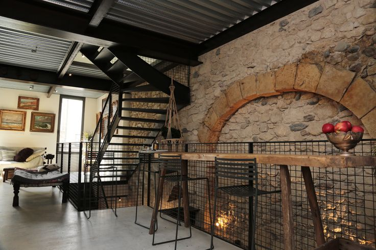 Les 71 meilleures images propos de construction m tallique sur pinterest - Construction d un loft ...