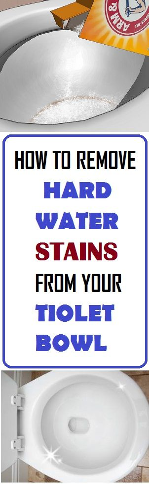 Hard water stains are eyesores. Get rid of them in a jiffy with these easy methods. #cleaning #cleaninghacks #cleaningtips #home #hacks #hometips