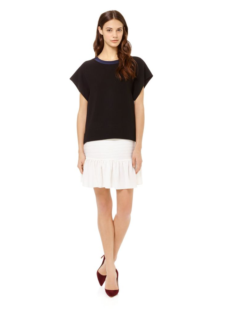 Le Fou by Wilfred Dansa Skirt, now available at Aritzia.com. #lefou
