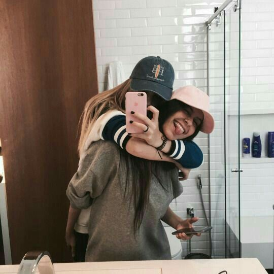 best friend goals, friends, girls, tumblr, photography