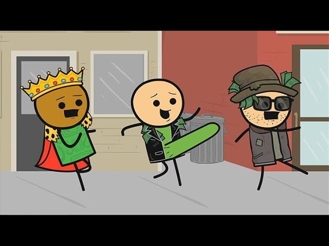Cyanide & Happiness Compilation - #1: Watch The Cyanide & Happiness Show ► http://explosm.net/show/ Subscribe to Explosm! ►…