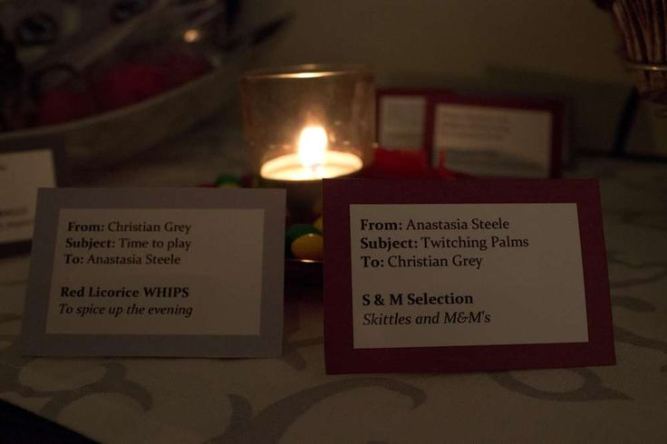 Fifty Shades of Grey Ladies Night Party Ideas   Photo 2 of 40   Catch My Party