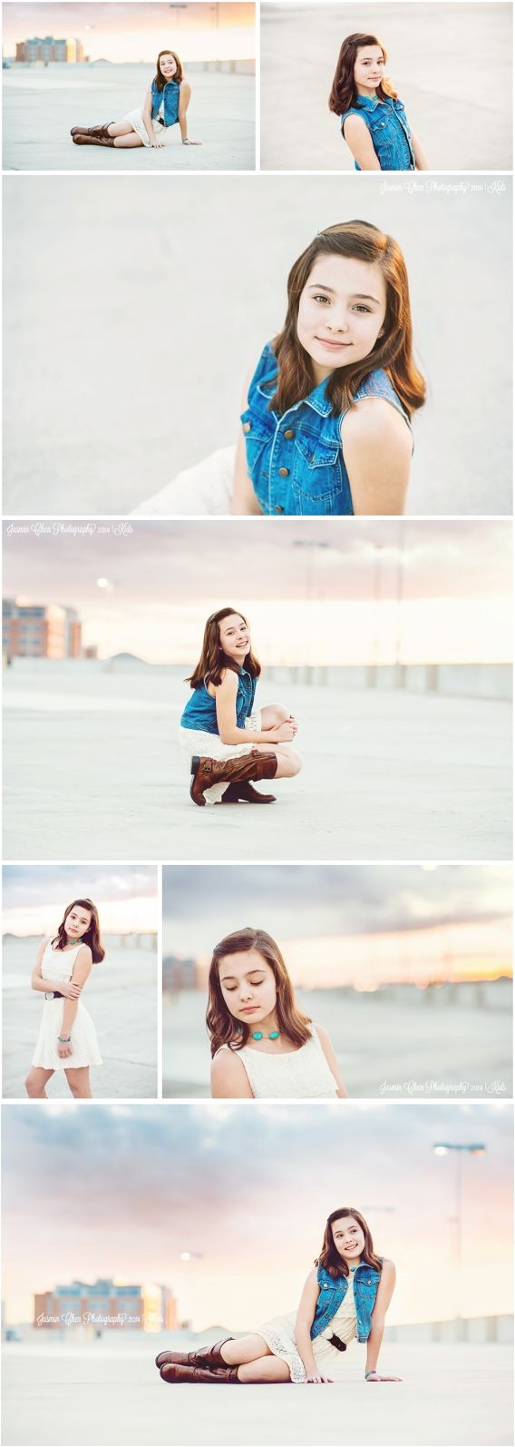 Pre-Teen Photo Shoot   Sugar Land, TX Jasmin Chen Photography
