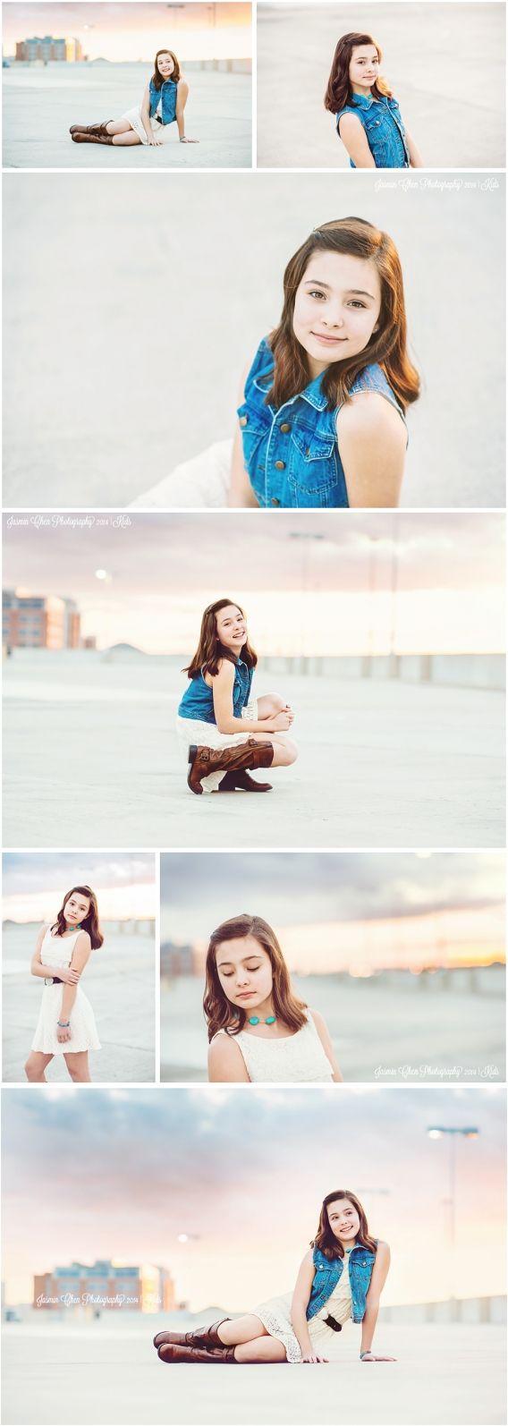 Pre-Teen Photo Shoot | Sugar Land, TX Jasmin Chen Photography