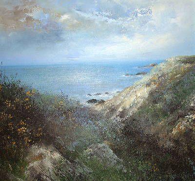 Amanda HOSKIN - Walking the Cornish Coast