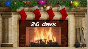 http://listoffreeware.com/list-of-best-free-christmas-countdown-clocks-for-windows/