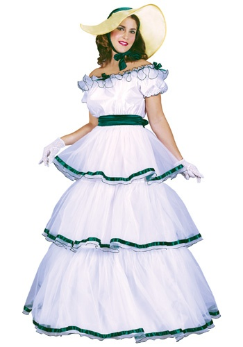Southern Belle Costume. Southern girl has to have a southern costume!