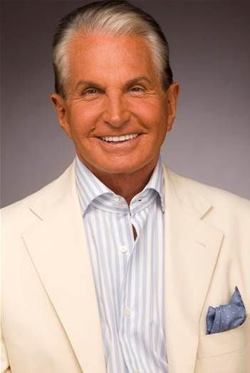 George Hamilton...I worked for him and he's awesome to work for. Heart of God and so down to earth...thanks again for the dance :)