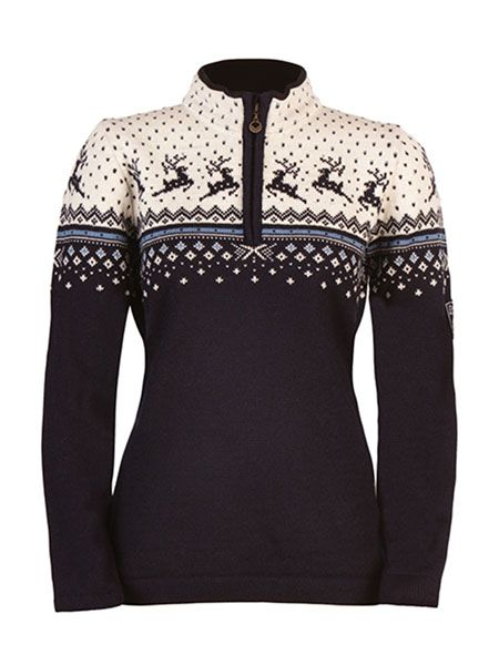 WOMEN's TUVA SWEATER from Dale of Norway