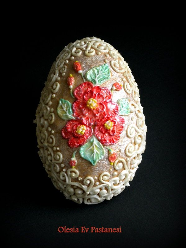 easter cookie egg