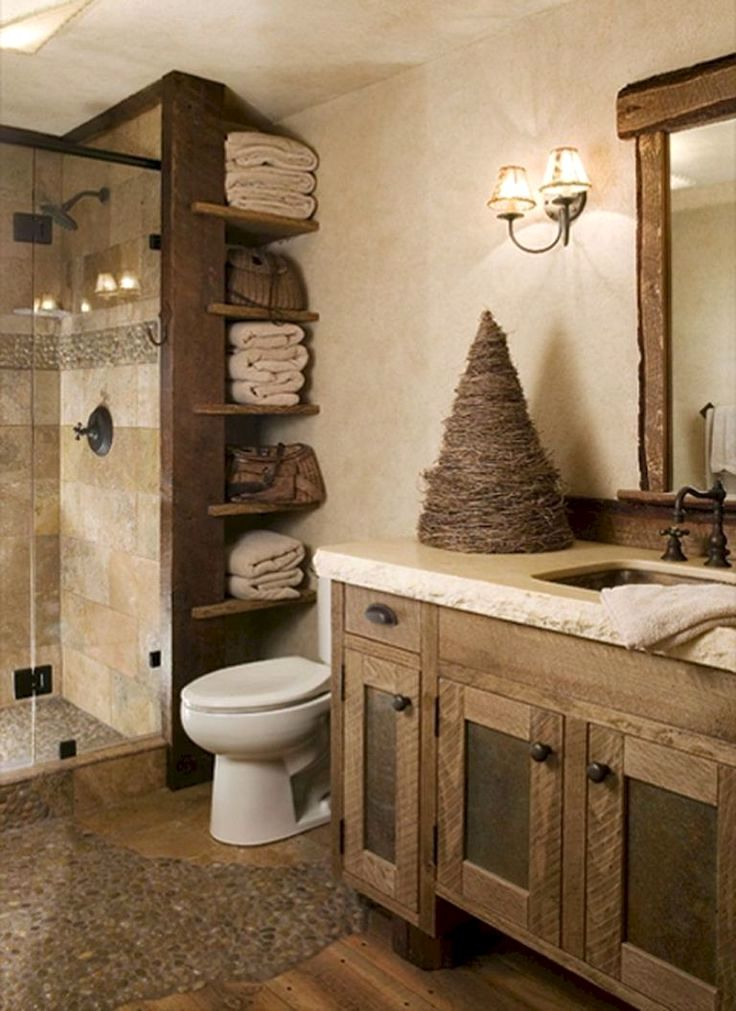 Rustic Bathroom Inspirations Rustic Bathroom Rustic Bathroom