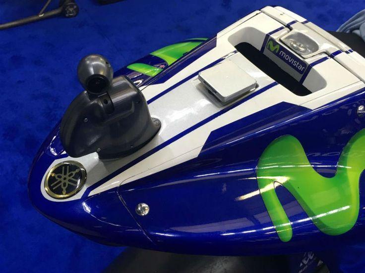 Vídeo - MotoGP: Câmara giroscopica e a nova visão das corridas