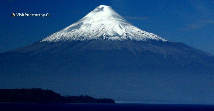 Volcán Osorno desde Puerto Octay