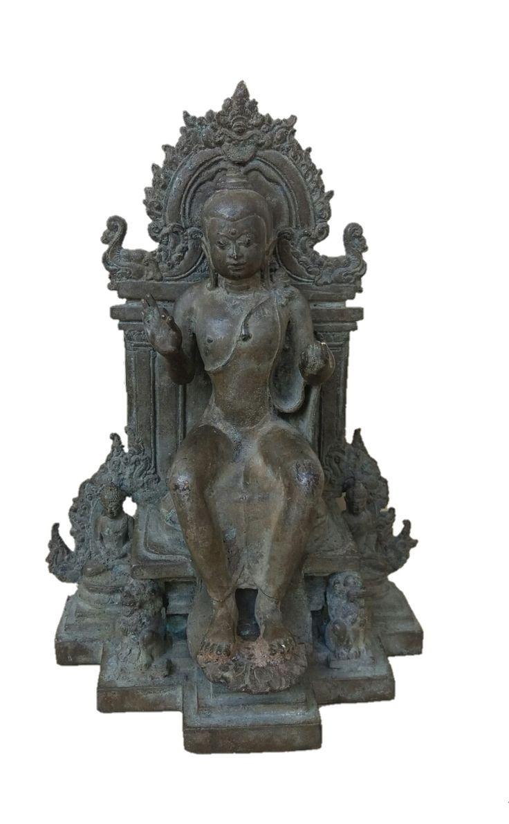Patung perunggu di jual