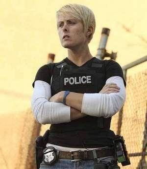 """Colleen Deegan of the TLC program """"Police Women of Cincinnati"""""""