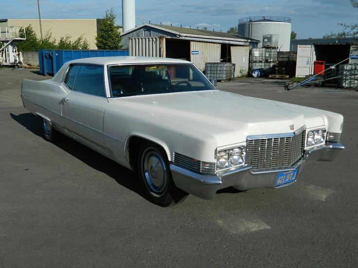 Cadillac Coupe de Ville 1970 SOLD