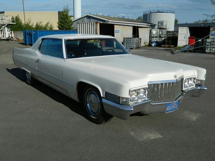 Cadillac Coupe de Ville 1970 SOLD