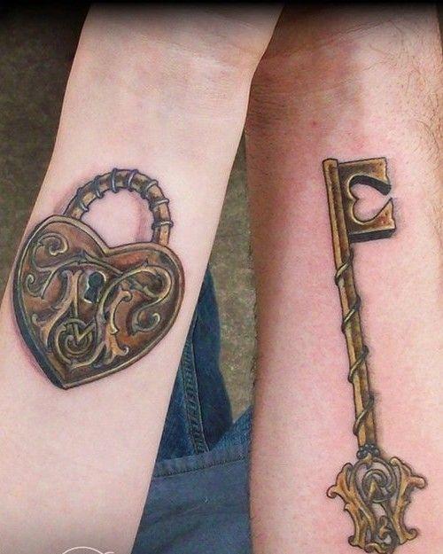 30 Key Tattoo Designs Ideas: 17 Best Ideas About Key Tattoos On Pinterest