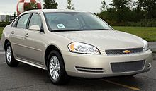 Chevrolet Impala - Wikipedia
