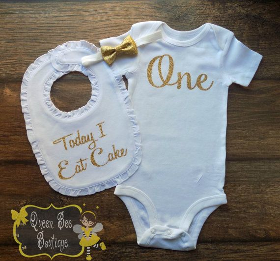 baby girls first birthday outfit girls by QueenBeeBoutique127