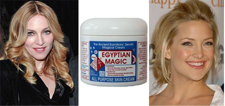 how to use egyptian magic on hair