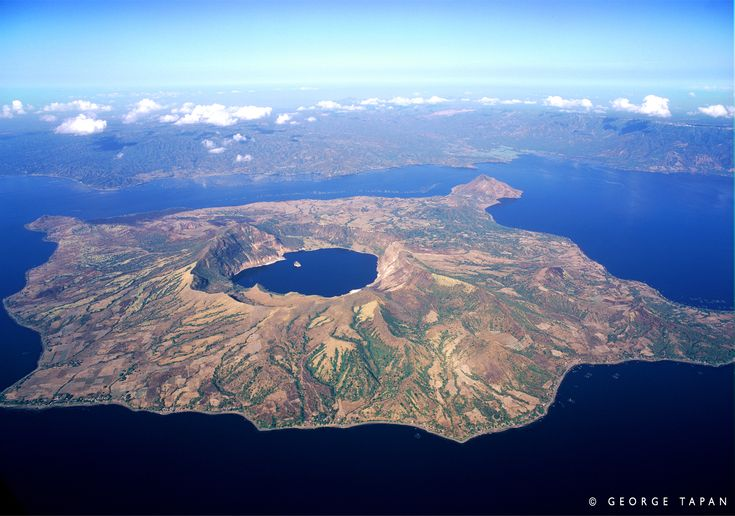 Taal Volcano, Luzon, Philippines. Culture