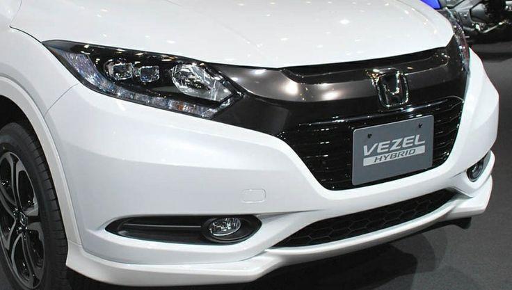 Cool! 2015 Honda Vezel Hybrid Previews Spring 2014 Civic CUV35