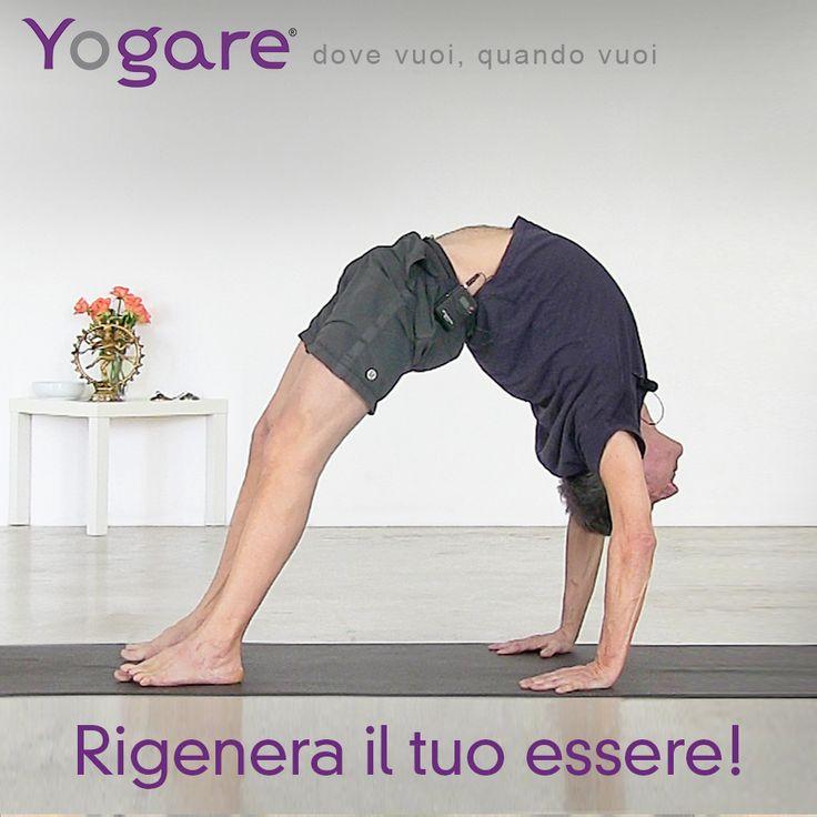 360° in 45 minuti con Piero Vivarelli su #Yogare http://yogare.eu/video-153