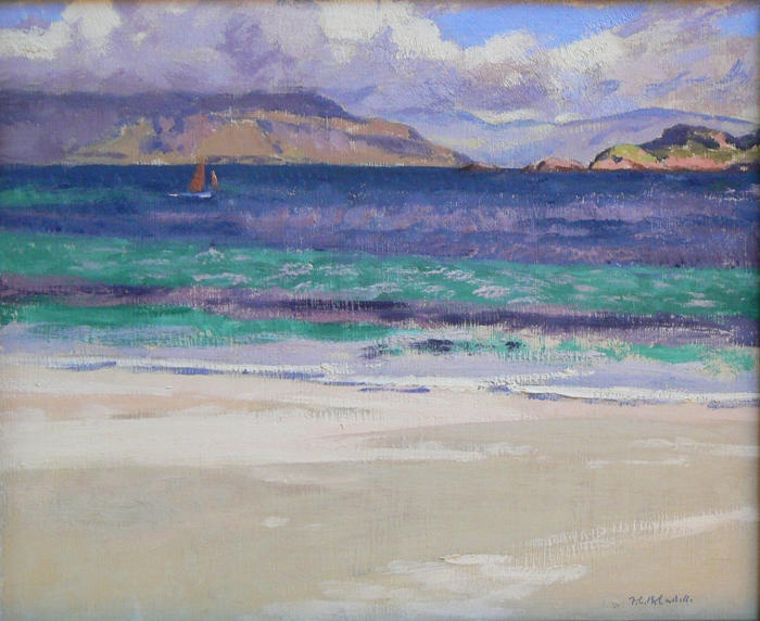 Cadell - scottish colorist