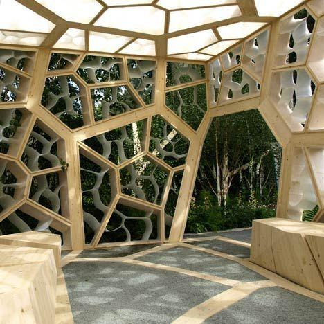 British architects NEX have designed this cubed ti…