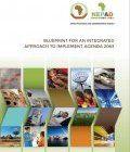 Blueprint for an Integrated Approach to Implement Agenda 2063 - Institut Africain de la Gouvernance