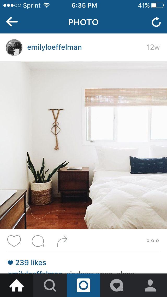 Bed under window bedroom