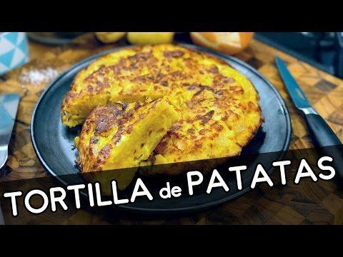 (11) Tortilla de patatas - YouCook - YouTube