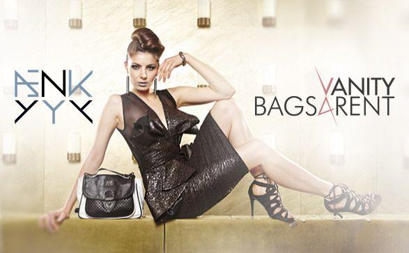 Exklusives PreSummer Special ab 1. Juli 2014! Mieten Sie handveredeltes Design mit zeitloser Eleganz!  www.bags4rent.com
