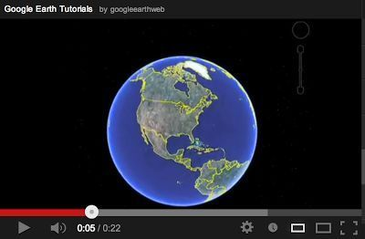 Teaching with Google Earth- Awesome Tips and Tutorials – Science in the City — …