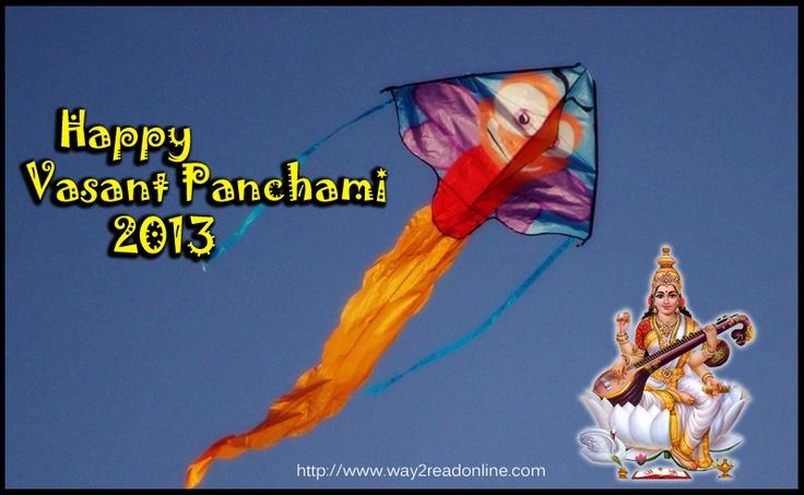 Happy Basant (Vasant) Panchami 2013 Wishes SMS Wallpapers