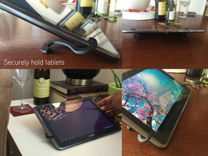 TheMiK | The Slimmest Smartphone Stand | EDC Bottle Opener by Aaron Erickson — Kickstarter