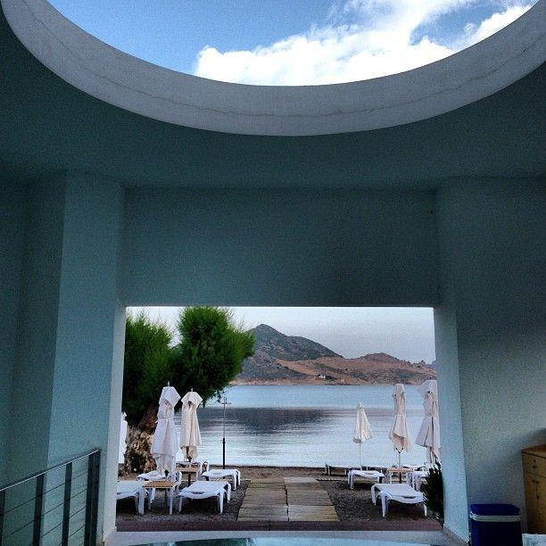 Wish you all a relaxing evening from Patmos Aktis Suites & Spa...  Credits to @yaseminastarcioglu (http://instagram.com/p/ZJC-rITfdp/) — at Patmos Aktis Suites & Spa.