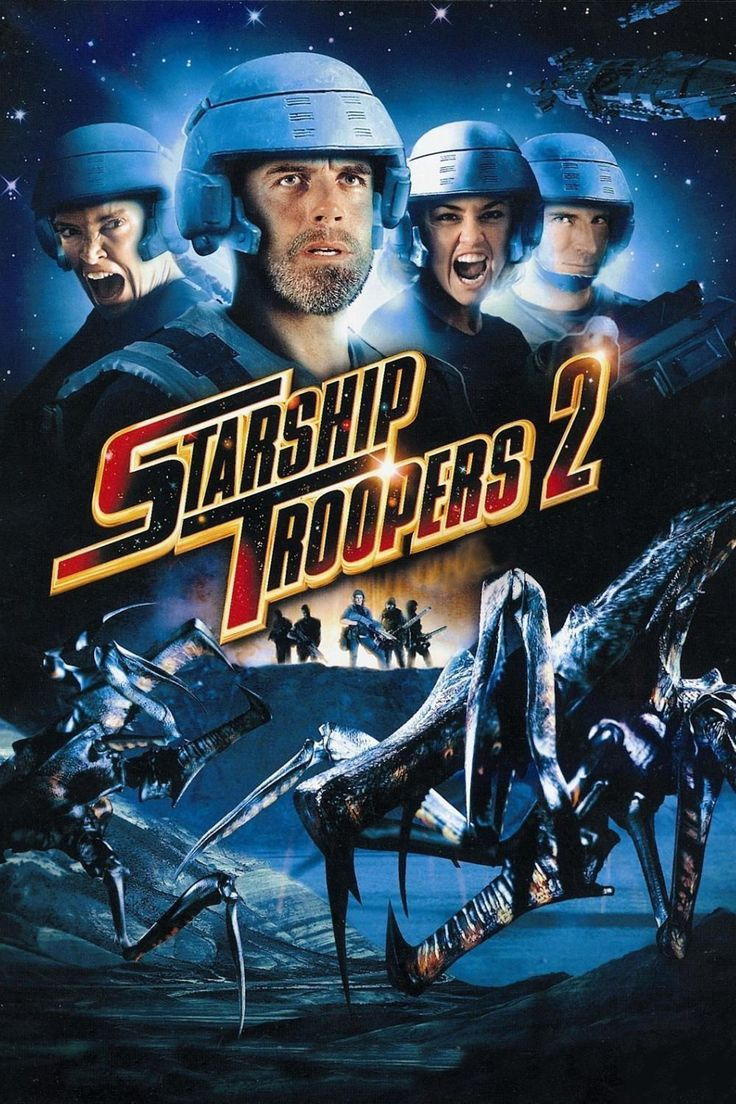 Starship Troopers 2: Hero of the Federation Full Movie Click Image to Watch Starship Troopers 2: Hero of the Federation (2004)