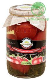 Маринованные помидоры и острый перец АрмГар