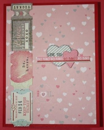 Leigh's Obsession: Valentine's Cards