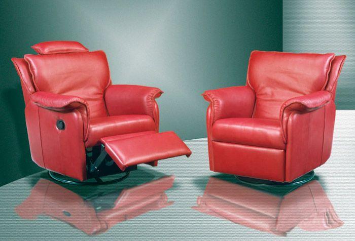 Meubles Via Furniture Upholstered Sofa Chair