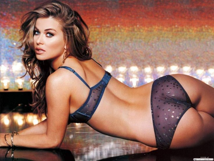 Hot Model Carmen Electra's love life became frantically famous to the public when she was married to Dennis Rodman, a Basketball Star in 1999. Description from coolcarsandhotwomenpics.blogspot.com. I searched for this on bing.com/images